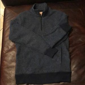 Men's extra small J. Crew pullover sweater